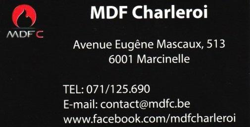 Logo mdf pellet sponsors