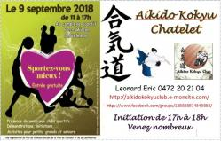 Promo sportez vous mieux 2018 aikido 1