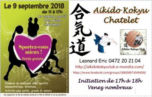 Promo sportez vous mieux 2018 aikido